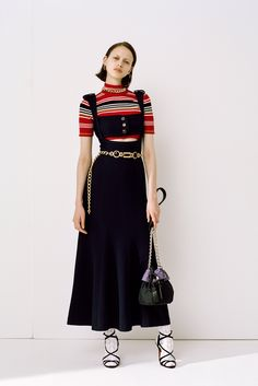 Alessandra Rich, Look #1