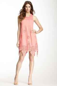 Sweet Dream Crochet Dress by Nick & Mo on @HauteLook