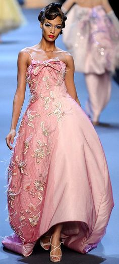 Celebrities who wear, use, or own Christian Dior Spring 2011 Couture Embroidered Gown. Also discover the movies, TV shows, and events associated with Christian Dior Spring 2011 Couture Embroidered Gown. Dior Haute Couture, Haute Couture Dresses, Christian Dior, Dior Fashion, Couture Fashion, Fashion Art, Runway Fashion, Beautiful Gowns, Beautiful Outfits