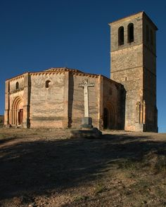 Iglesia Vera Cruz, Segovia - Consecrated in 1208, Vera Cruz was built by the Knights Templar to house a fragment of the True Cross.