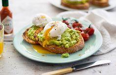 Smashed Avocado On Toast | Avocado Recipe | Tesco Real Food