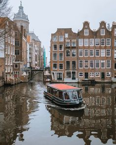 Here is a terrific suggestion for your Amsterdam travel: the very best method to see the entire city of Amsterdam is to take a trip by bike. Visit Amsterdam, Amsterdam City, Amsterdam Travel, Amsterdam Canals, Lloyd Hotel Amsterdam, Kids Around The World, Europe, Night Life, Places To See