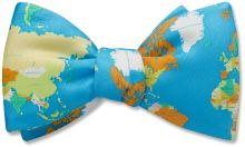 Geography - bow tie