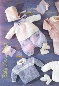 Anny Blatt No3 2013 ropa de los niños - Albahaca - Blog de albahaca