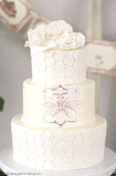 'Meant to Bee' Engagement Party - Celebrations at Home