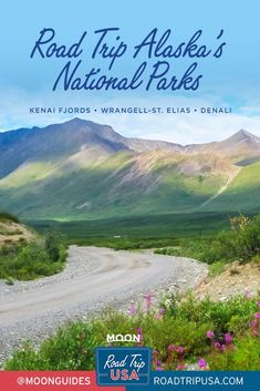 Be ready to pound down wild miles in this epic road trip that links the three road-accessible national parks in Alaska: Kenai Fjords, Wrangell-St. Elias, and Denali National Park and Preserve.