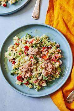Baking Recipes, Healthy Recipes, Healthy Food, Pasta Salad, Quinoa, Risotto, Potato Salad, Salads, Potatoes