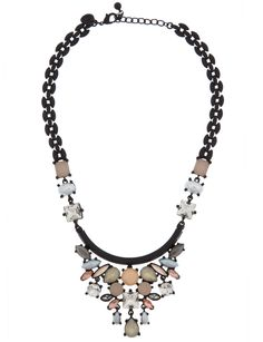 Crystal Collar Necklace | Women's Plus Size Jewelry | ELOQUII