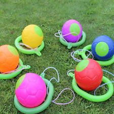 Skip Ball - Ankle Skip It Jumping Toy for Children - 70CM Rope