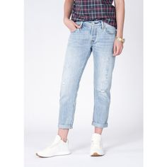Levi's 501 CT Lakeshore Road Jeans (6.535 RUB) ❤ liked on Polyvore featuring jeans, vintage jeans, boyfriend jeans, 5 pocket jeans, levi jeans and faded jeans