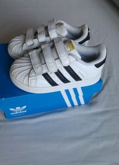 Adidas Superstar, Adidas Sneakers, Shoes, Fashion, Moda, Zapatos, Shoes Outlet, Fashion Styles, Fasion