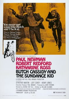 'Butch Cassidy and the Sundance Kid' (1969)