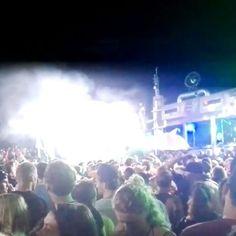 Spać nie moge, więc filmik z Melta leci @meltfestival #meltfestival #summer #party #techno #goodtime #dancing #allnight