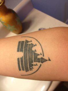 Disney tattoos! on Pinterest   Disney Tattoos, Little ...