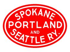 spokane portland and seattle railway - Google Search