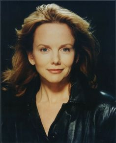 Linda Purl.  This lady is so very beautiful in person!