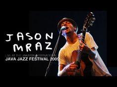"Jason Mraz ""Make it Mine"" Live at Java Jazz Festival 2009 - YouTube"