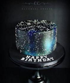 galaxy cake                                                                                                                                                                                 Mais