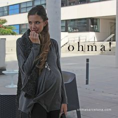 """www.ohmabarcelona.com #ropaparaembarazadas #modapremama #ropapremama #modamaternidad #futuramadre #futuramama #embarazo #embarazada #pregnant #pregnantcy…"""