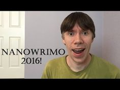 National Novel Writing Month, or NaNoWriMo 2016 starts tomorrow, November In this challenge, I have to write a word novel in 30 days. National Novel Writing Month, Science Fiction, Jay, Novels, Challenges, Reading, Words, Sci Fi, Reading Books