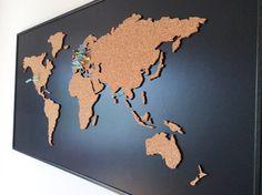 """102 Likes, 9 Comments - ПОРТРЕТЫ ИЗ ДЕРЕВА (@thank_you_uncle) on Instagram: """"Карта мира с возможностью обозначения стран путешествий! Размер - 120х60 Цена 6900 Для заказа…"""""""