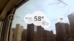 Weather Google Glass card (1000×563)