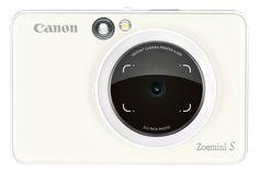 ch: Fotokameras > Sofortbildkameras > Kameras > Canon Kamera Zoemini S Pearl White Canon Kamera, Usb, Instant Camera, Pearl White, Videos, Digital Camera, Printer, Pearls, Size 2