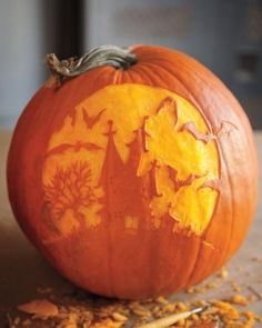 halloween pumpkins | Halloween | How To and Instructions | Martha Stewart