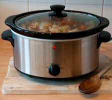 ahhhh, the crockpot...a gal's best friend. But learn how to use one first ;)