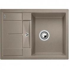 Blanco Metra 45-S Compact Puradur II Inset Silgranit Kitchen Sink