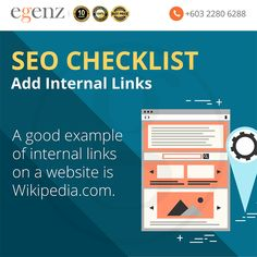 Other then linking within your internal website, please make sure that the anchor text within the link best describe where the link goes / what the content is about. Do put in relevant keywords within anchor text too. Add Link, Step Guide, Search Engine, Seo, Bar Chart, Insight, Improve Yourself, Finance, Content