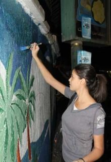 MasterPeace paints for world peace   | The yearly event is celebrated as one of the most significant events that provide opportunities for all Peace advocates to spread a message of world Peace through art, music and collaborative workshops.