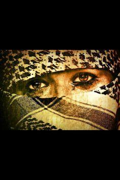Palestinian Warrior Princess