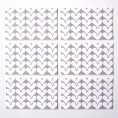 Simple repeated hearts can make nice flow on our mini cards✨ #gray #grayandwhite #minimal #minimalism #simple #simplethings #simplicity #decor #hearts #heart #repeated #pure #patterns #papers #cards #notes #wall #washi #love #sweet #elegant #gorgeous #design #patterndesign #interior #pale #white #roomdecor #ハート