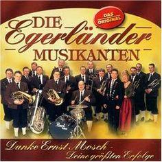 Tief Drin Im Böhmerwald - Ernst Mosch (  Egerländer Musikanten )