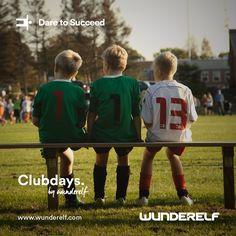 Wunderelf Clubdays... #wunderelf #soccer #teamwear #fussball