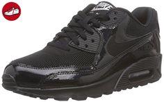 Nike Wmns Air Max 90 Prem 443817-003 Damen Sportschuhe, Schwarz (Black), 41 - Nike schuhe (*Partner-Link)