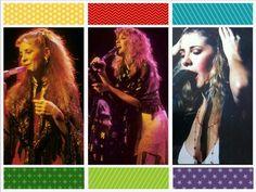 Stevie Nicks Collage Created By Tisha 02/02/15