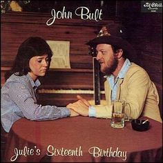 John Bult, Julie's Sixteenth Birthday | 21 Awkwardly Sexual Album Covers