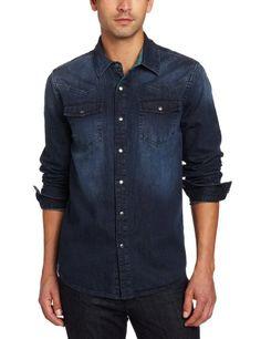 f6295656e Amazon.com: Joe's Jeans Men's Relaxed Western Pocket, Vincent, Large:  Clothing