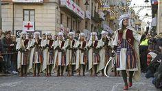 Las Fiestas de Moros y Cristianos de Alcoy serán bien de relevancia local