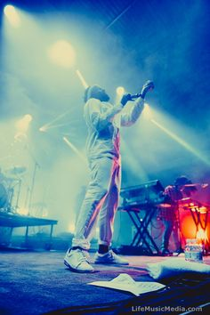 Childish Gambino at Falls Festival, Lorne 2016 – Day 2 | Life Music Media