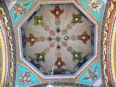 Mother See of Holy Etchmiadzin Cathedral / Armenia The ceiling of belfry | Flickr - Photo Sharing!