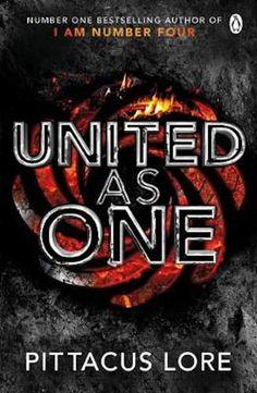Boek cover United As One van Pittacus Lore