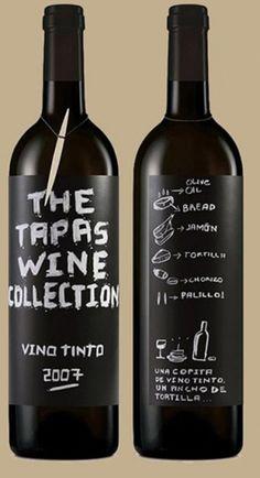 Spanish wine_ una copita + pincho de tortilla = <3