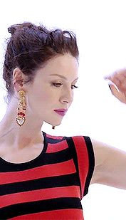 """""""I think what makes an outfit sexy is the person who's wearing it and what they bring to it."""" - Caitriona Balfe for New York Post"""