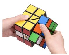 Rubik Cube Piggy Bank. Solve it to take the money out