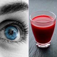 Improve Your Vision With This Vision Saver Juice | Improved Aging