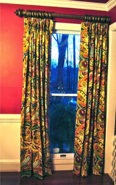 Textile Love: DIY Pinch Pleat Drapes - Pleating and Finishing
