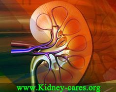How to Reduce High Creatinine Level at 4   Though in some cases high creatinine can be due to some physiological factors such as dehydration or over-tiredness, high creatinine level at 4 or even higher usually indicates kidney damages and kidney dysfunctions because creatinine 4 has been far higher than the normal value---0.5-1.0 for women and 0.7-1.2 for men.  http://www.kidney-cares.org/creatinine/942.html